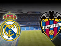 Preview : Real Madrid vs Levante