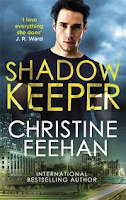 Book cover image of Shadow keeper
