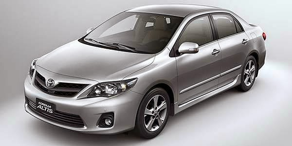 THE ULTIMATE CAR GUIDE: Toyota Corolla Altis