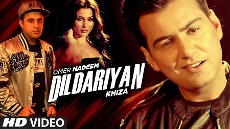 DILDARIYAN Khiza Omer Nadeem New Video Songs 2016