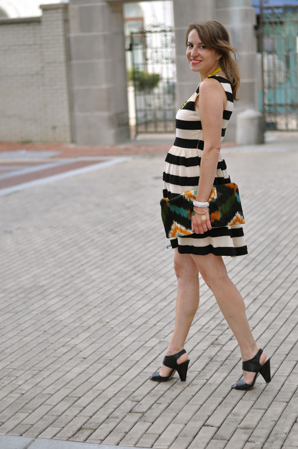 Lulus Dress C O Zara Necklace Target Heels Old House Of Harlow Gles Forever21 Clutch
