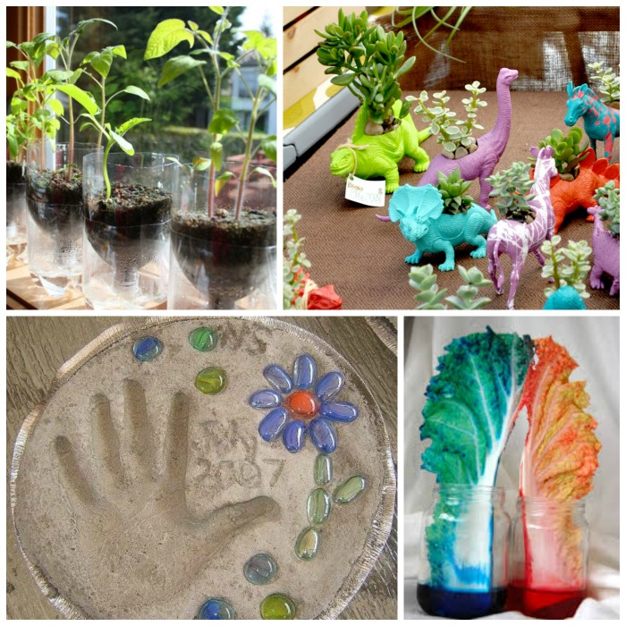 Beautiful An Amazing Collection Of Gardening Activities For Kids  So Many Neat Ideas!  {OVER