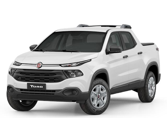 Nova Fiat Toro Endurance 2019