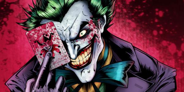 Coringa DC Comics
