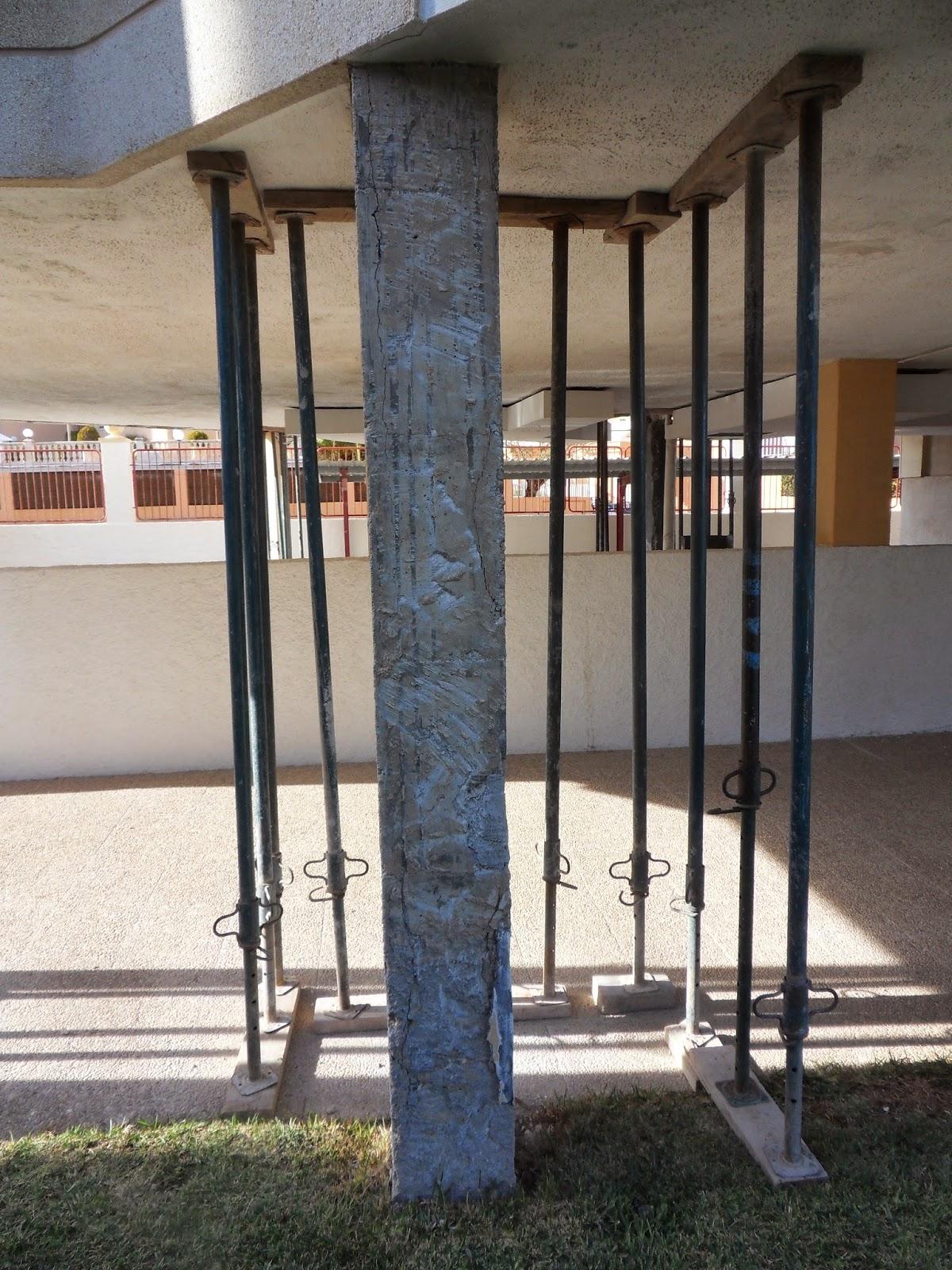 Super Obras Alcalá Reparación Refuerzo Y Restauración De
