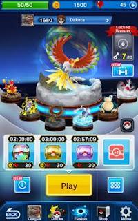 Pokemon Duel Mod Apk Attack speed 10x