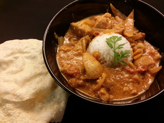 YIAH Butter Chicken