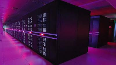 Los chinos construyen la computadora mas rápida del mundo