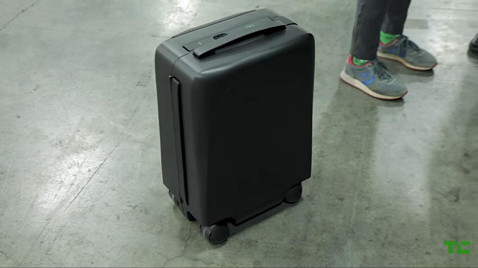ForwardX CX-01 Black Suit Case