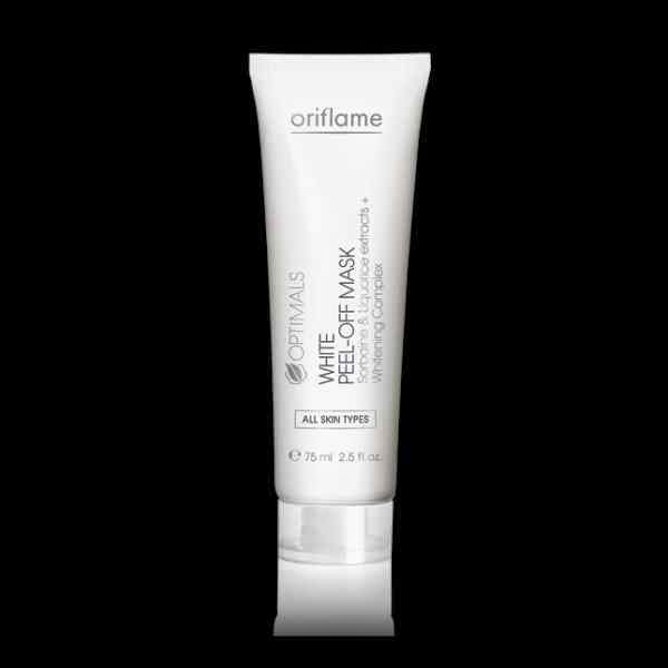Oriflame White Peel Off Mask Review