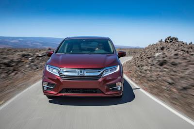 2019 Honda Odyssey, Prix, date de sortie, Photo