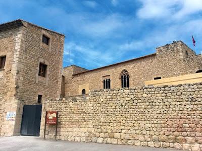 Castillo de Sant Marti Sarroca