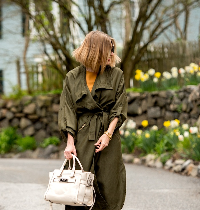 What to wear in Boston in April