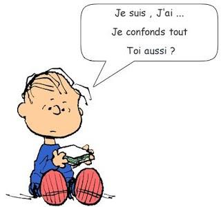 Czasowniki avoir i être - nagłówek - Francuski przy kawie