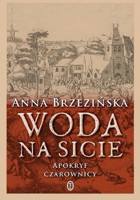 Woda na sicie - Anna Brzezińska