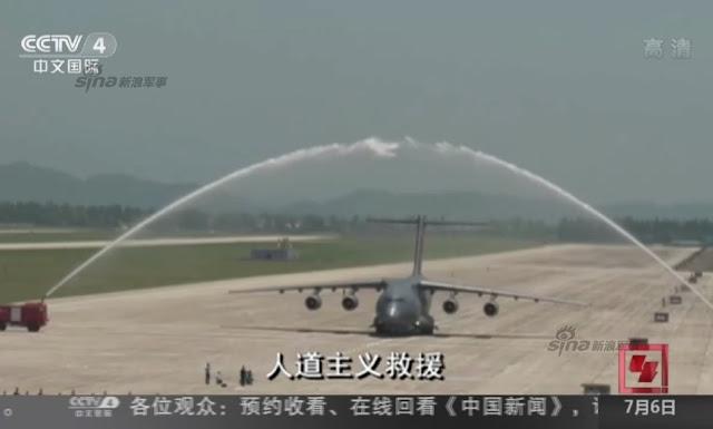 طائره النقل الثقيل الصينيه الجديده Xian Y-20  Xian%2BY-20%2Bmilitary%2Btransport%2Baircraft%2Bhand%2Bover%2Bceremony%2B9