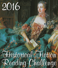 historical fiction challenge 2016
