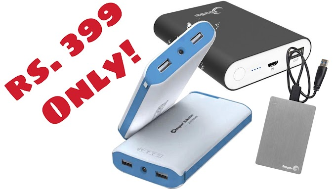 Top Listed New Power Bank Deal - Grab This Deal First