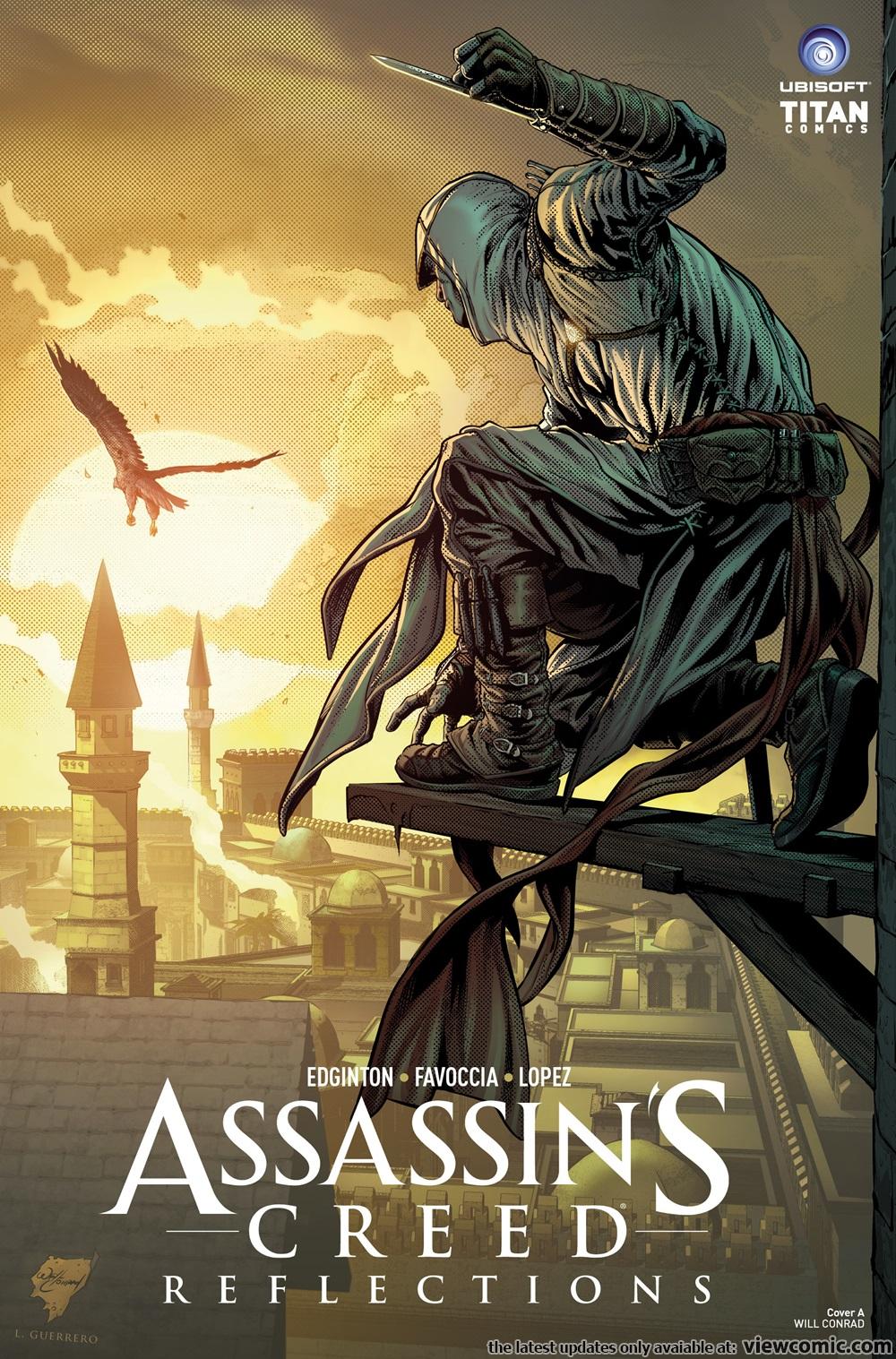 assassin s creed reflections 002 2017 viewcomic reading comics