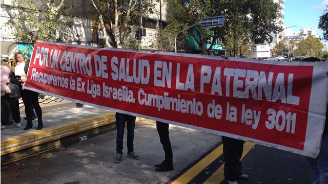 En medio de distintas protestas, Rodríguez Larreta no fue a la inauguración del Metrobus San Martín.