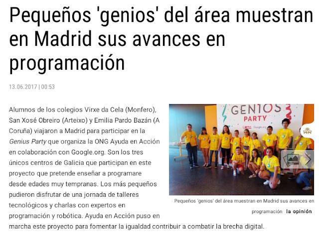 http://www.laopinioncoruna.es/gran-coruna/2017/06/13/pequenos-genios-area-muestran-madrid/1190399.html