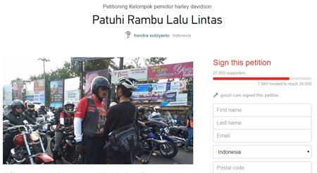 Ini pendapat saya, bagaimana pendapat saudara tentang konvoi moge di Yogyakarta?