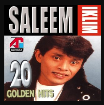 Lagu Mp3 20 Golden Hits Saleem Iklim