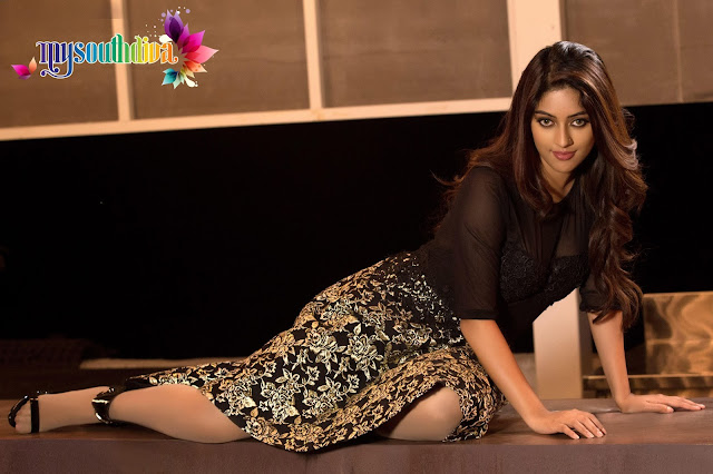 Anu Emmanuel's Sensational Hot Photoshoot for MSD calendar become Viral : Watch Video and PIcs