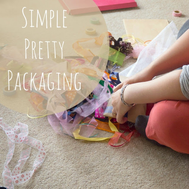 Simple Pretty Packaging