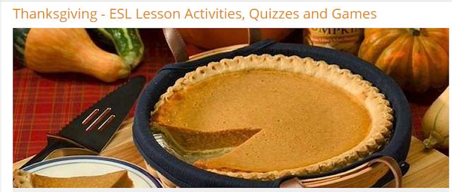 http://www.esolcourses.com/topics/thanksgiving.html