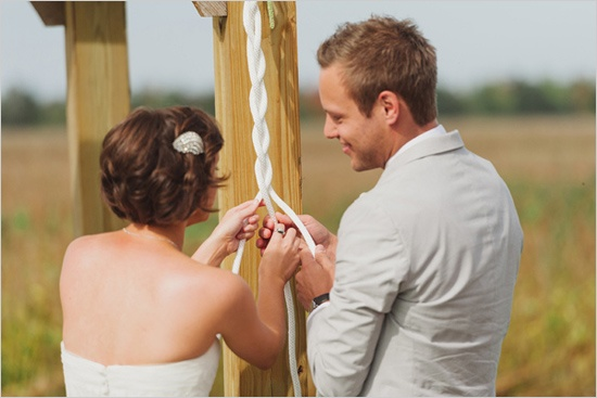 Non Traditional Wedding Ceremony Ideas: Ashley Thunder Events: {Non-Traditional} Unity Ceremony Ideas