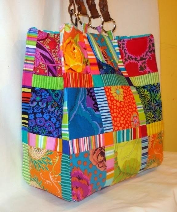 Лоскутные сумки, подборка. Patchwork bags