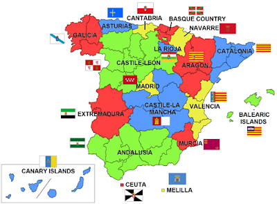 ispanya-eyaletler