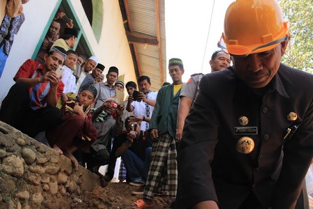 Dihadiri Husler, Dana Renovasi Masjid Jalajja Terkumpul Rp99 Juta Dalam Sejam
