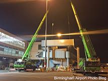 Birmingham Airport Emirates A380 Watch