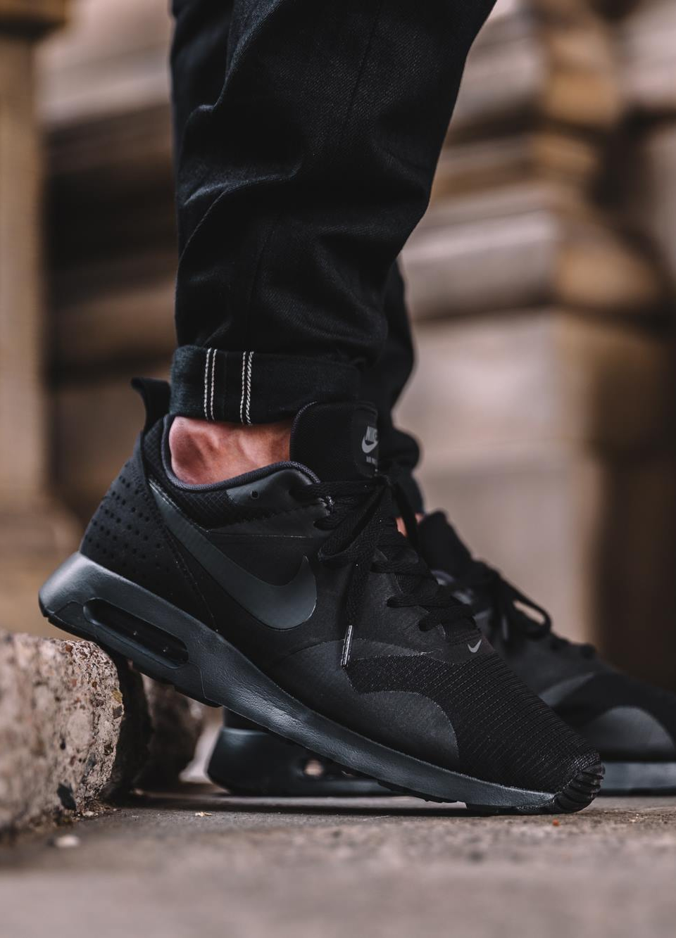 Nike Air Max 1 Blackout Shoes