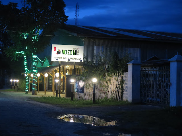 Restaurante en Nyaung