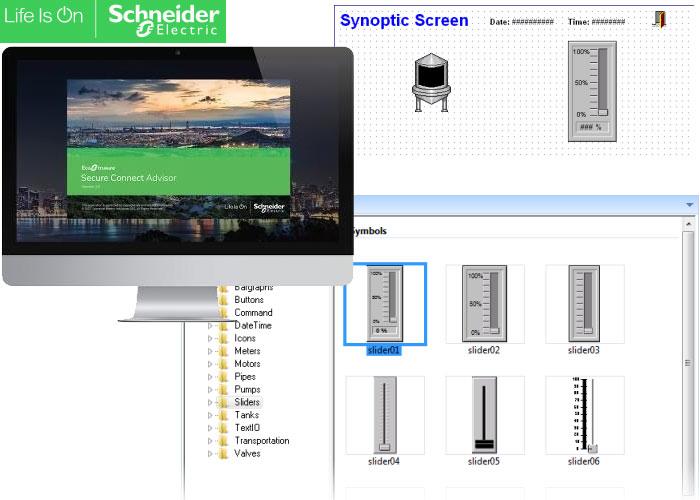 Schneider Electric EcoStruxure™ Machine SCADA Expert
