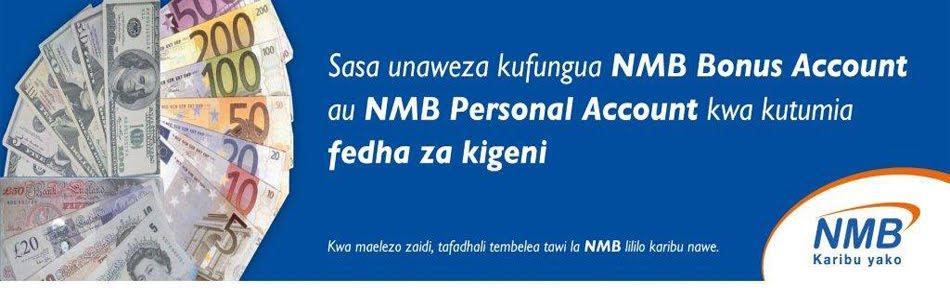 Nmb tanzania forex