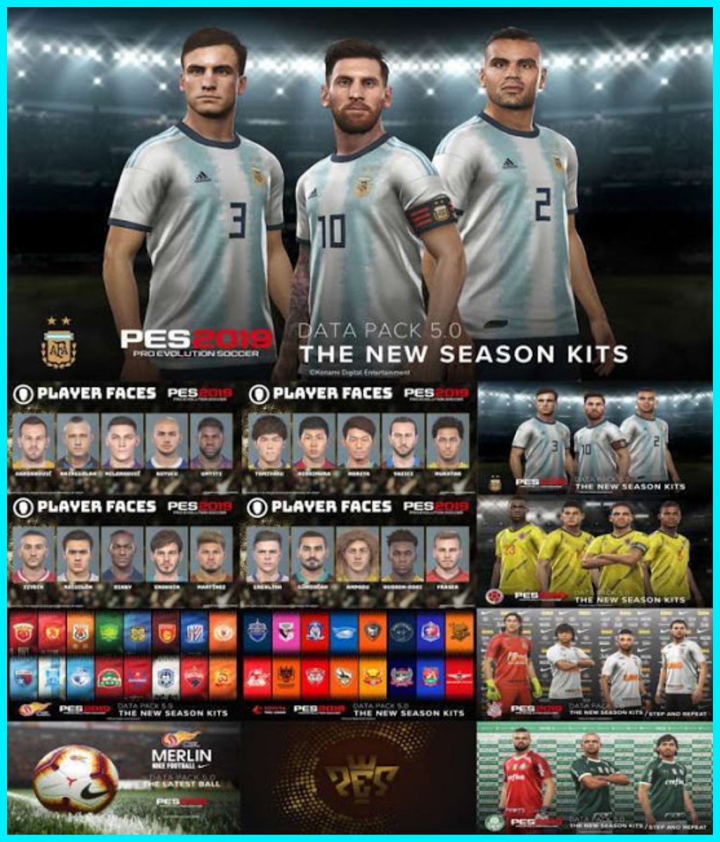 download patch pes 2017 5.0