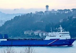 Russian Naval Ship