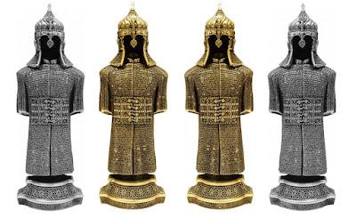 Kisah Baju Besi Ali bin Abi Thalib yang Dicuri