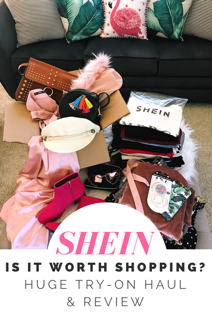 trendy and afforadble fashion finds from SHEIN
