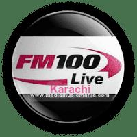 FM 100 Karachi Live