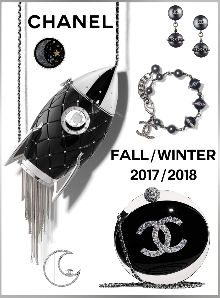Chanel Fall/Winter 2017/20218 Accessories