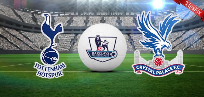Prediksi Tottenham Hotspur vs Crystal Palace 5 November 2017