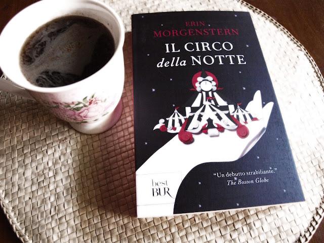 Il circo della notte erin morgenstern libro