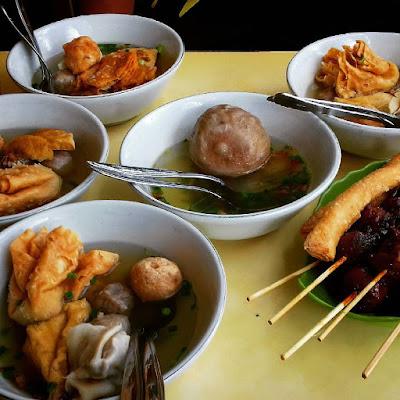 Bakso President - Wisata Kuliner di Malang