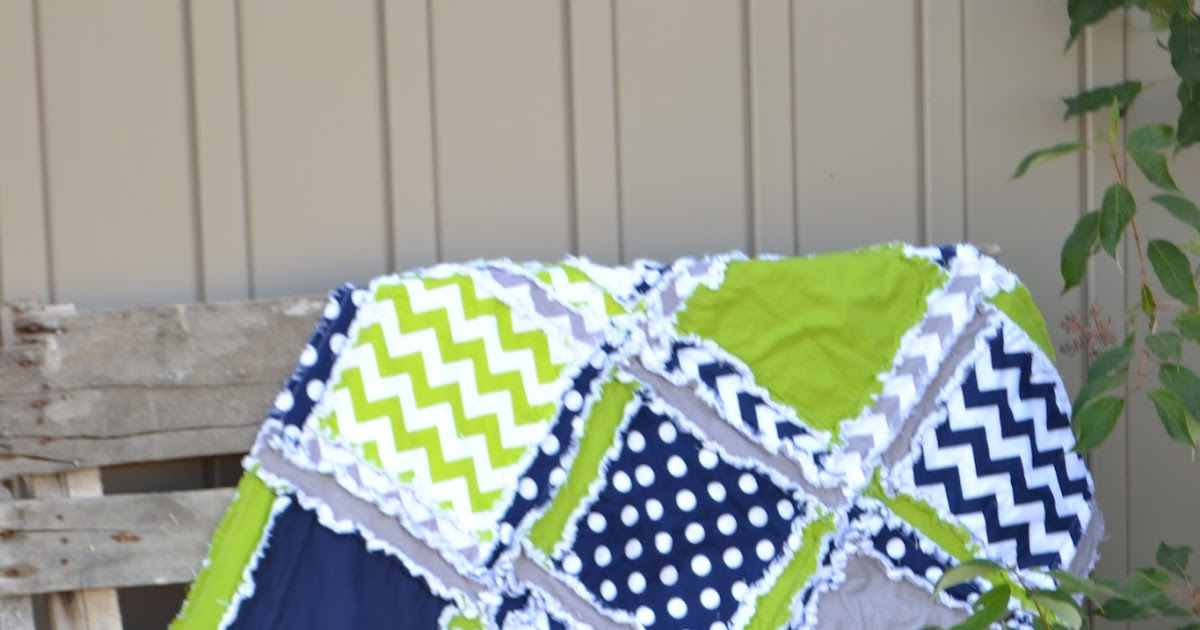Elephant Baby Bedding Lime Green Navy Blue And Gray By