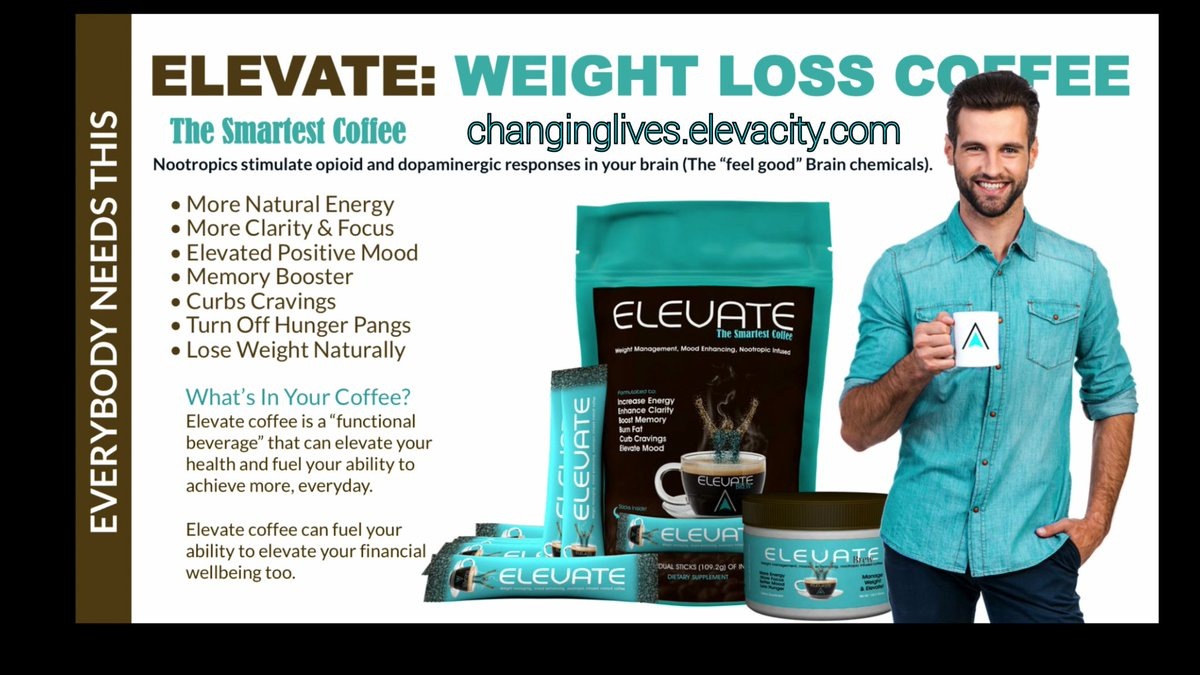 Elevacity Smart Coffee Review Elepreneur Product Review New